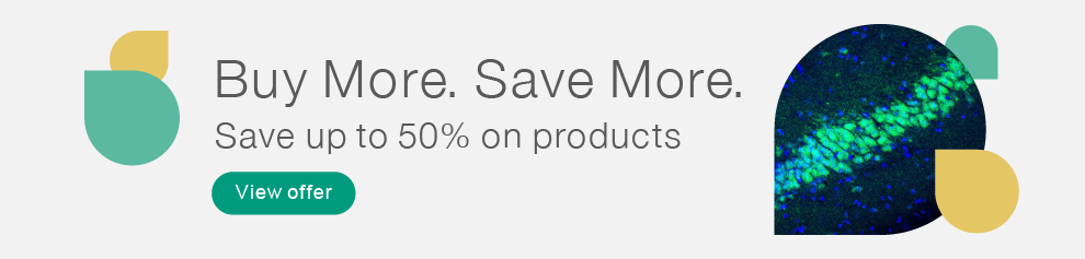 Buy More. Save More. Save up to 50% on products